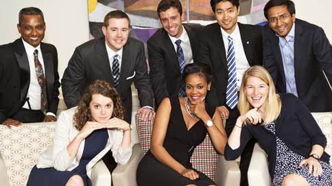 Kenan Institute Leadership Fellows