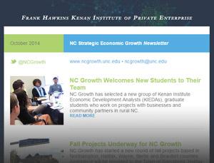 NC SEG Newsletter October 2014