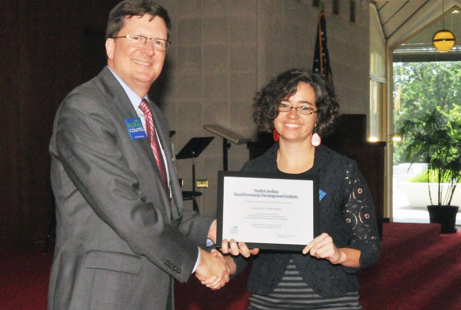Carolyn Fryberger Graduation