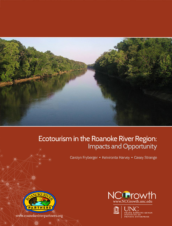 NCGrowth Completes Roanoke River Partners Ecotourism Impact
