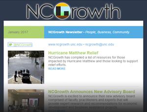 NCGrowth Newsletter Jan 2017