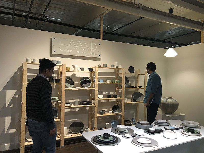 Haand Porcelain Pottery